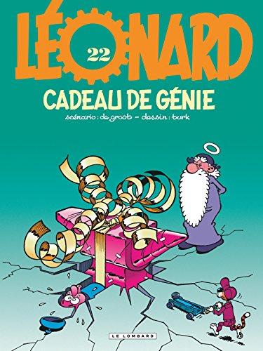 Léonard - tome 22 - Cadeau de génie par De Groot
