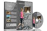 Virtuelle Spaziergänge - Alpine Bergschluchten für Innen-Walking, Laufband und Fahrradtraining