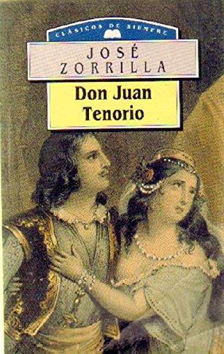 Don Juan Tenorio par José Zorilla