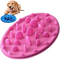 Slow Feed Dog Bowl, PETBABA Interactive Puzzle