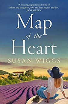 Map of the Heart by [Wiggs, Susan]