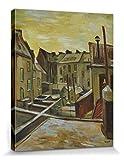 1art1 57778 Vincent Van Gogh - Hinterhöfe In Antwerpen Im