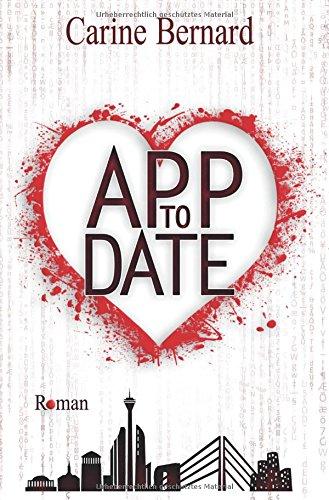 Buchseite und Rezensionen zu 'App to Date' von Carine Bernard