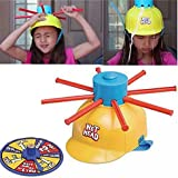 9pig®Wet Head Hat Water Game Challenge Wet Jokes And funny Roulette Family Party Prank Game toys Gags & Practical Jokes For kid gift