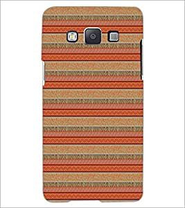 PrintDhaba Pattern D-5273 Back Case Cover for SAMSUNG GALAXY A5 (Multi-Coloured)