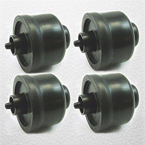 4x GROHE DAL 113219Service 38488-pulsante Reifen Faltenbalg für Luft