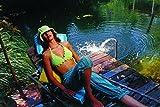 Strandnixe! Häkel Set für Bikinioberteil zum selberhäkeln- Häkelpaket Häkelbikini mit Baumwolle und Häkelanleitung von Schachenmayr zum selber häkeln - Sommer Häkeln mit Häkelpackung von MyOma