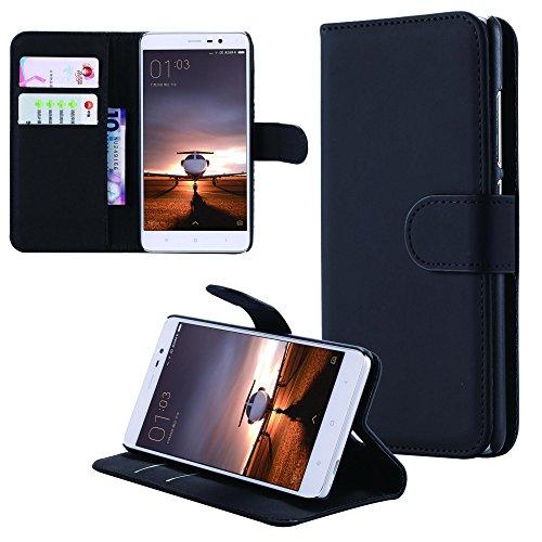 ECENCE Handyhülle Schutzhülle Case Cover kompatibel für Xiaomi Redmi Note 3 / Prime Handytasche 21030404