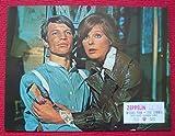 18 photos du film Zeppelin LZ 36 (1971) - Série publicitaire complète de 18 photos de salles d'exploitation couleurs (21 cm x 28 cm) de Zeppelin LZ 36 (1971) film réalisé par Étienne Périer avec Michael York, Elke Sommer, etc.. – Bien compl