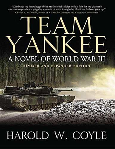 Team Yankee: A Novel of World War III (English Edition) (Yankee Spy)