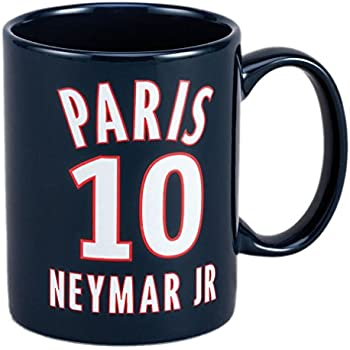 Céramique Mug Officiel Germain Psg Bleu Paris 'neymar' En Saint Ybf7m6yvIg