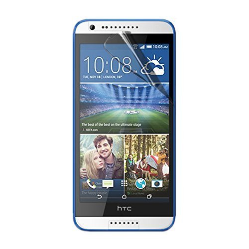 Stuffcool Crystal Clear Screen Protector Screenguard for HTC Desire 620G (CCHC620)  available at amazon for Rs.98