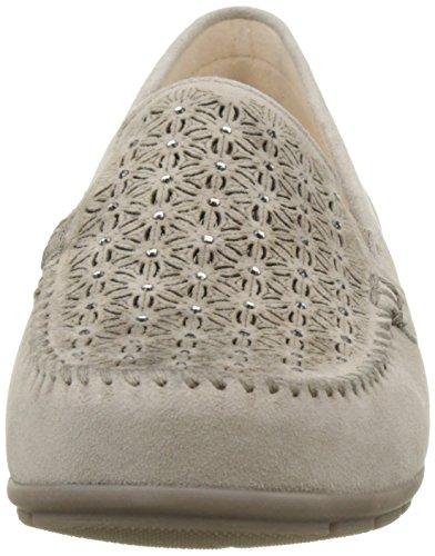 Gabor Shoes Comfort, Mocassini Donna Marrone (koala 42)