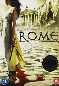 Rome: The Complete Second Season [DVD] [2007]
