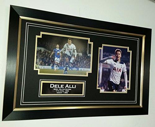 Dele-Alli-of-Tottenham-Signed-Photo-AFTAL-DEALER-COA