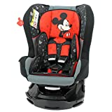 mycarsit Autositz 360° Disney, Gruppe 0+/1(von 0bis 18kg), Motiv Mickey