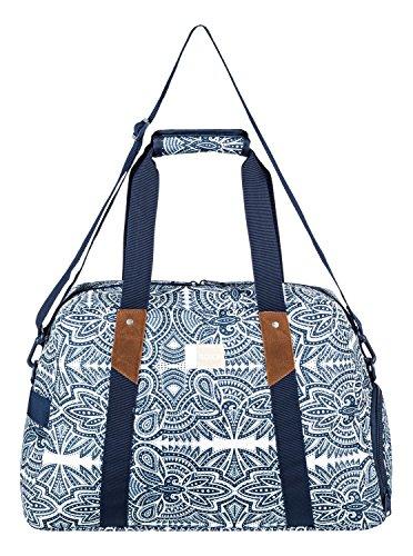 Roxy Sugar Baby It Up Sporttasche, 29 Liter, Marshmallow - Stripe_2 (Handtaschen Roxy Weiße)