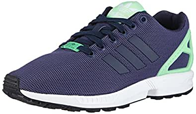 adidas Originals ZX Flux W chaussures 3,5 navy/navy/green