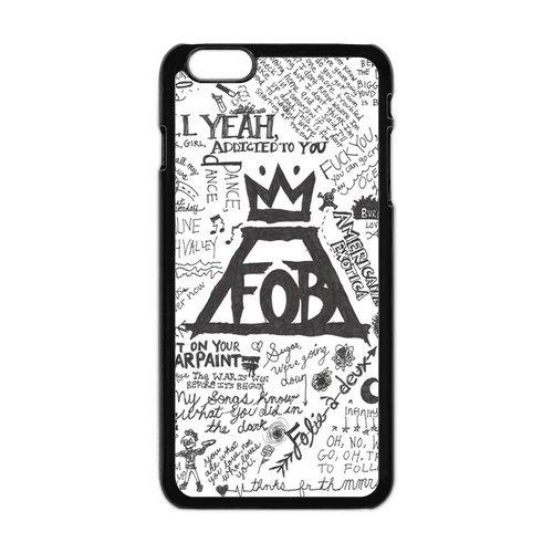 iPhone 6Plus Coque de protection en TPU pour, Customize Fall Out Boy Case for iPhone 6Plus, [Fall Out Boy] Transparent Back Cover étui en silicone pour iPhone 6Plus 5,5