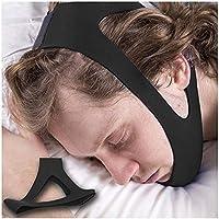 Wgwioo Anti Schnarchen Kinnriemen, Einstellbare Stop Snore Schlafmittel Für Männer, Frauen Schnarchen Lösung,Black... preisvergleich bei billige-tabletten.eu