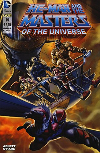 He-Man and the masters of the universe: 14