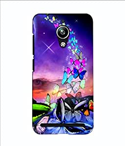 ASUS ZENFONE GO Printed Cover By instyler