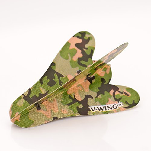 HARROWS V AILE CAMOUFLAGE COMBAT PLUMES