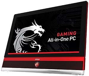 """MSI AG270 2PC-001XEU Unité centrale 27"""" (68,58 cm) Non tactile Noir (Intel Core i7, 8 Go de RAM, 1 To, Nvidia GeForce GTX 870M)"""