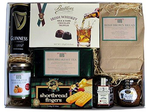 McLaughlin's Irish Shop Irland Spezialitätenpaket.