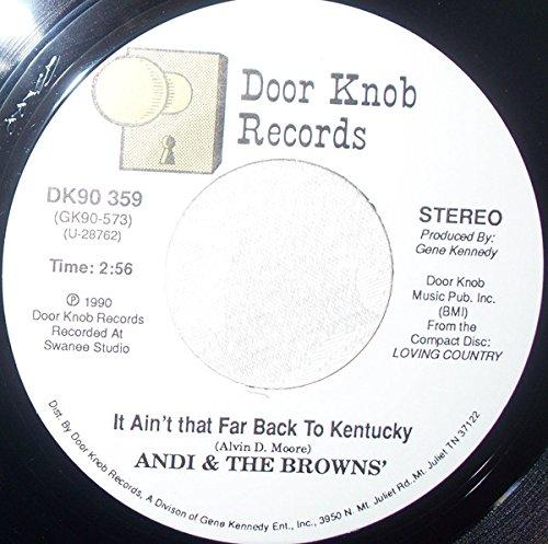 It Ain't that Far Back To Kentucky [Vinyl Single 7''] -