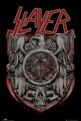Slayer-Poster-Eagle + UE di poster