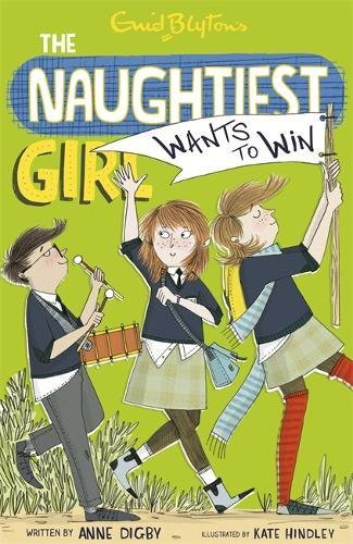 The Naughtiest Girl 9: Wants To Win