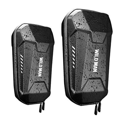 Maayun Bolsa de Almacenamiento para Xiaomi M365 ES1 ES2 ES3 ES4 Scooter eléctrico Delantero Bolsa de Transporte (2L)