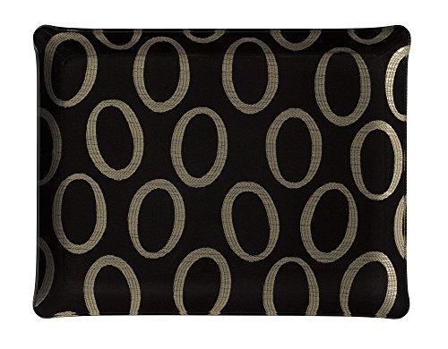 Platex 4046361035 Plateaux à tapas Noir