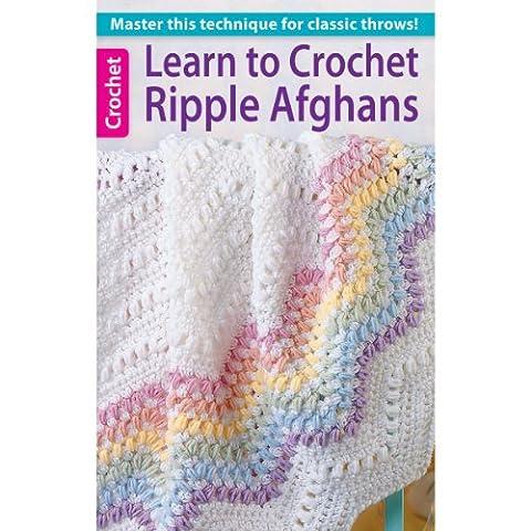 Leisure Arts Leisure arts-learn zu Crochet Ripple Afghans