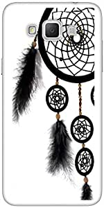 Snoogg Dream Catcher Designer Protective Back Case Cover For Samsung Galaxy G...