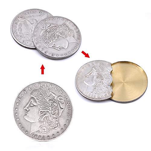 Supper Copper Flipper Coin Morga...