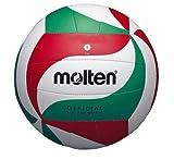 MOLTEN V5M1800-L Pallone da Pallavolo, Bianco (weiß), Taglia unica