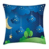 Best Chaises Office Star Patio - OQUYCZ Sweet Dreams Throw Pillow Cushion Cover, Hanging Review