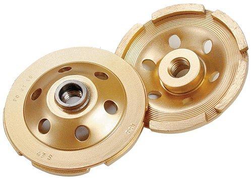 Diamant Produkte Core Schnitt 07450Bluetooth Single Row Standard Gold segmentiert Tasse Grinder (Single-row Diamond Cup)