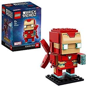 LEGO- Brickheadz Set Costruzioni, Multicolore, 41604  LEGO