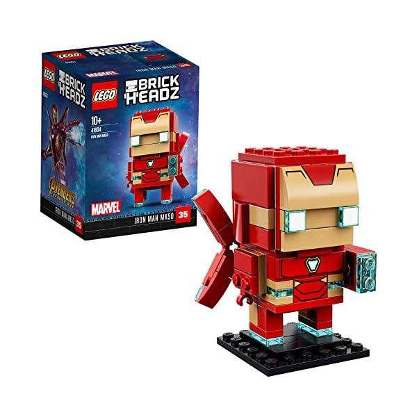 LEGO BrickHeadz - Iron Man MK50 (41604) 1