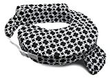 Best My Brest Friend Breastfeeding Pillows - My Brest Friend Travel Pillow, Black and White Review