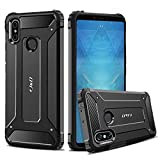 J&D Case Compatible for Xiaomi Mi Max 3 Case, Heavy Duty
