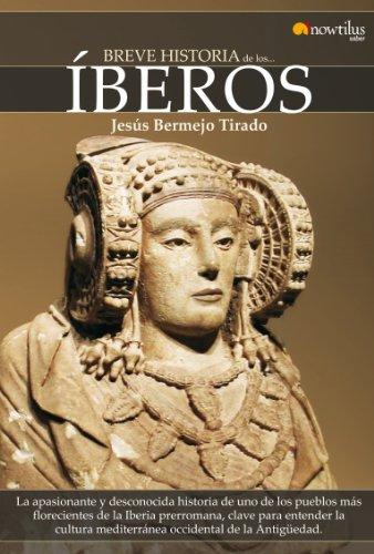 Breve historia de los íberos por Jesús Bermejo Tirado