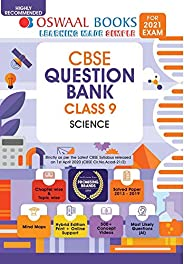 Oswaal CBSE Question Bank Class 9 Science Book Chapterwise & Topicwise Includes Objective Types & MCQ&