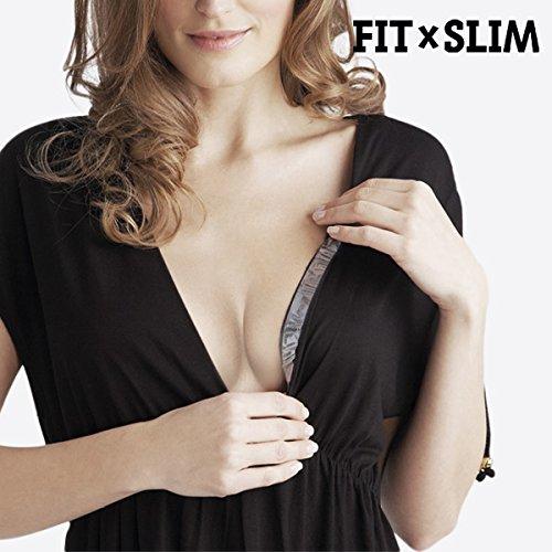 Adhésifs pour Décolleté Fashion Securitape Fit X Slim (paquet de 30)