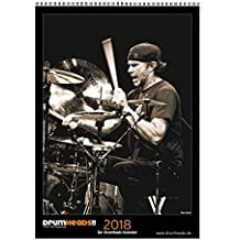 DrumHeads!! Kalender 2018
