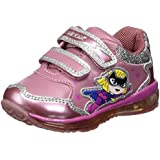 Geox B TODO GIRL A - zapatillas de running de material sintético Bebé-Niños