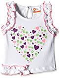 #3: 612 League Baby Girls' T-Shirt (ILS17I78015-12 - 18 Months-WHITE)